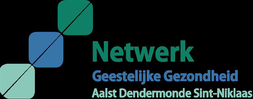 Logo Netwerk Geestelijke Gezondheid Aalst Dendermonde Sint-Niklaas