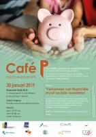 Café P - Psychose praatcafé -  30 januari 2019