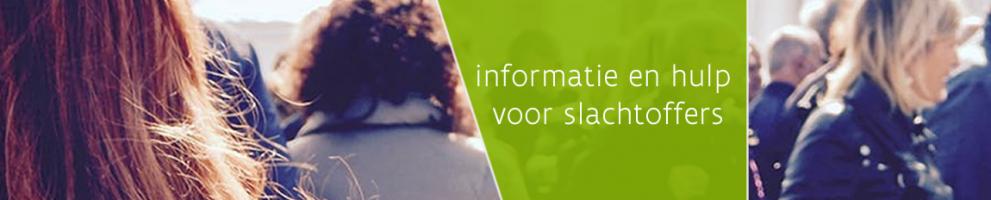 Lancering van de website www.slachtofferzorg.be