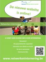 Het Netwerk Zorg aan Geïnterneerden heeft een nieuwe website: www.netwerkeninternering.be