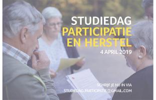 Studiedag participatie en herstel